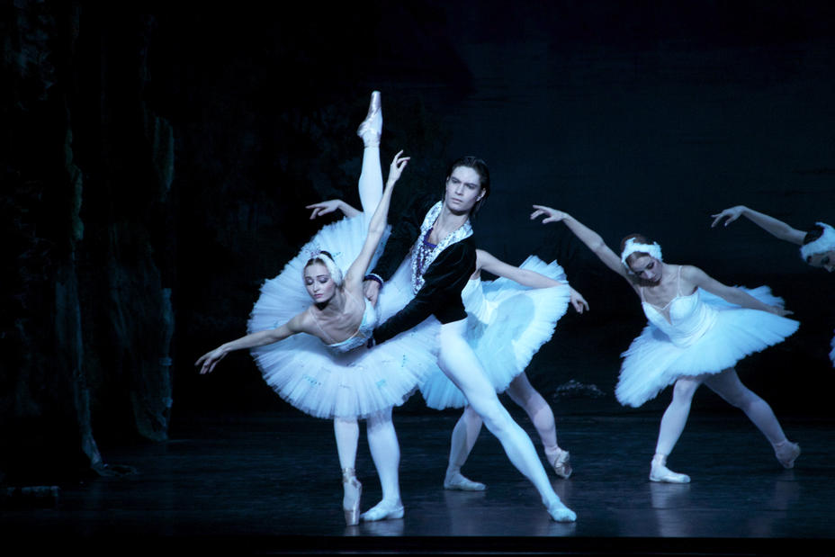 "Moscow Festival Ballet's ""Swan Lake"""